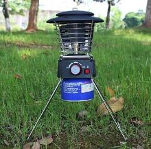 Outdoor camping gas stove Energy saving gas heaters New heater/portable gas heater/ stove for camping and fishing(China)
