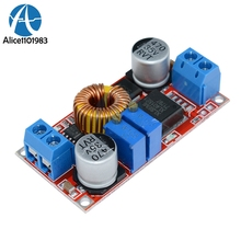 5A DC to DC CC CV Lithium Battery Step down Charging Board Led Power Converter Lithium Charger Step Down Module hong(China)