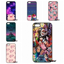 pato gravity falls Mabel Pig Silk Cell Phone Cover For Motorola Moto E E2 E3 G G2 G3 G4 PLUS X2 Play Style Blackberry Q10 Z10