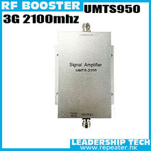 Wholesale RF UMTS950 TD-SCDMA HSDPA 2100mhz 3G cellular mobile/cell phone signal repeater booster amplifier detector repetidor