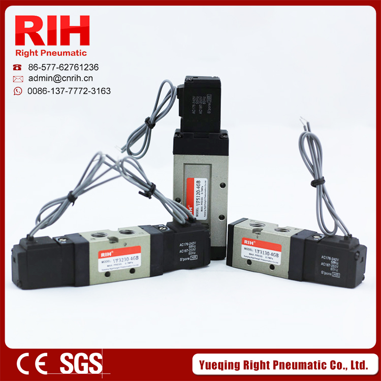 RIH Pneumatics VFSeries solenoid valve VF5120<br><br>Aliexpress