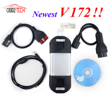 Newest Multi-language Latest Version V172 for Renault Can Clip Diagnostic Tool with DHL Shipping(China)