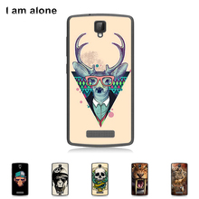 "Soft TPU Silicone Case For ZTE Blade L5 L5 Plus 5.0"" Cellphone Cover Mobile Phone Protective Skin Mask Color Paint Shipping Free"