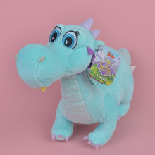 Crackle Dragon Plush Toy, Baby Gift, Sofia's Friend Kids Doll Wholesale with Free Shipping
