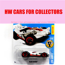 2016 Toy cars Hot 1:64 cars Wheels Blade Raider Car Models Metal Diecast Cars Collection Kids Toys Vehicle For Children Juguetes(China)