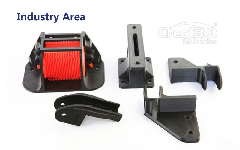 creatbot 3d printer model 3