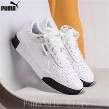 0ca1b04886fb4 PUMA kobiet jest Cali Sneaker 369155-04 Rihanna Basket Platform euforii  Metal kobiety buty do
