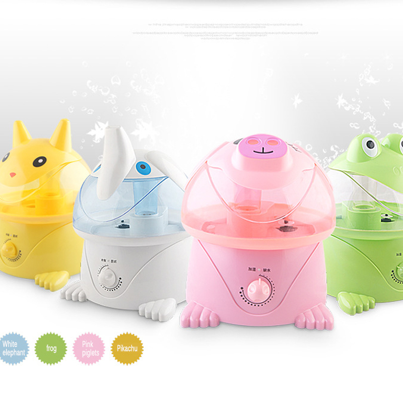 Home office humidifier, aromatherapy, super quiet humidifier, non radiant humidifier<br>