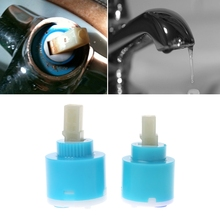 35/40mm Ceramic Disc Cartridge Hot Cold Water Mixer Tap Inner Faucet Valve Dec14 -Y122(China)