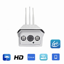 1080P 960P 720P 3G 4G SIM Card Camera Wifi Outdoor PTZ HD Bullet Camera Wireless IR Security Camera 3516C+SONY323 IP Camera(China)