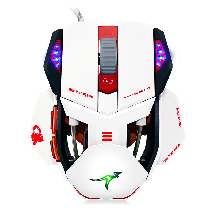 5600DPI wired gaming mouse ergonomics mechanical mouse for video games christmas gifts birthday gifts<br><br>Aliexpress