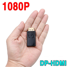 2015 New DisplayPort DP Male to HDMI Female Converter Cable Adapter Video Audio connector Fit for MacBook Pro Air iMac HDTV