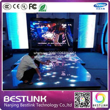 p8.9 LED display screen floor led panel dancing led stage screen wedding party meeting rental video wall board