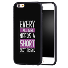 Every Girl Need A Best Friend BFF Case Cover For iPhone 6 6S Plus 7 7 Plus 5 5S 5C SE