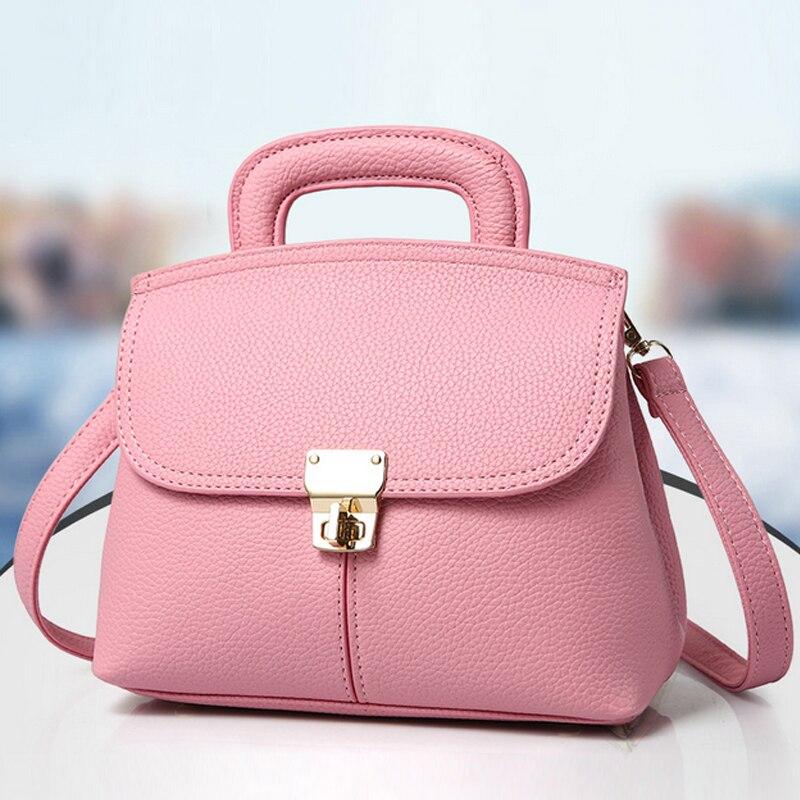 2017 new women messenger bags fashion women shoulder bags crossbody bag small women handbag leather bag clutch purses<br><br>Aliexpress