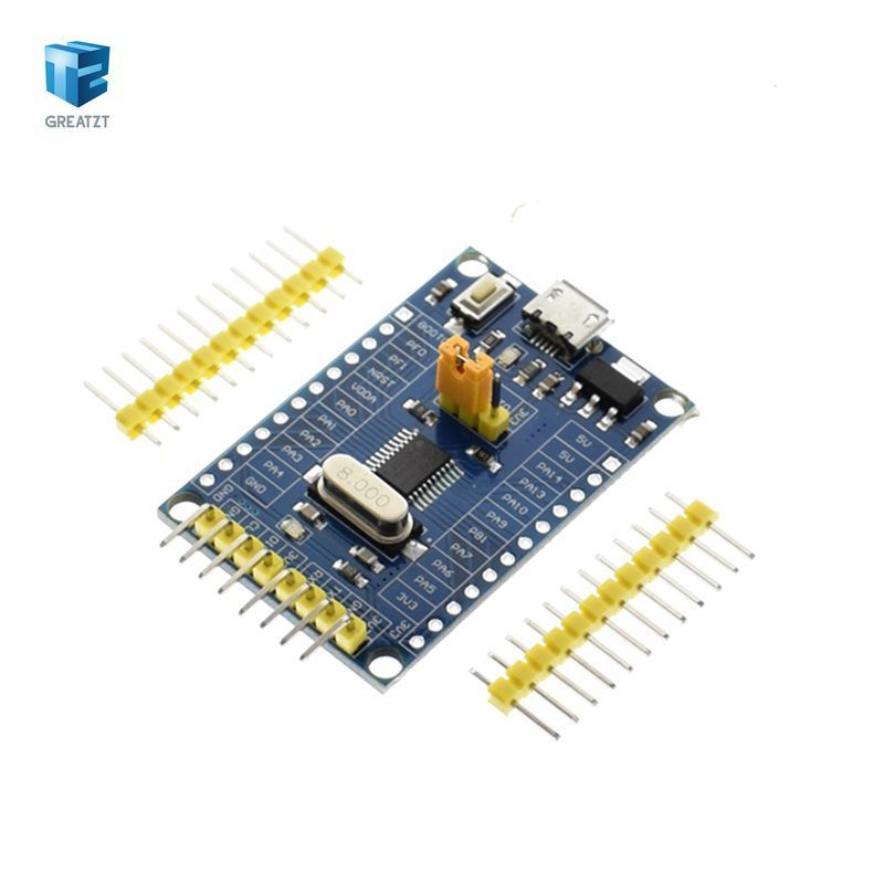 48 MHz STM32F030F4P6 Small Systems Development Board CORTEX-M0 Core 32bit Mini System Development Panels 5