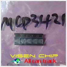 MCP3421A0T-E/CH MCP3421 With the I2C interface and 18 AD converter on chip reference