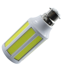 Hot ulter bright 10W B22 COB led corn bulb Lampada lamp AC220V or AC110V white/warm white led lamp 360 Degree Spotlight()