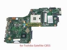 Laptop maiboard For Toshiba Satellite c855 c855-s5194 Intel Motherboard s989 V000275560 tested