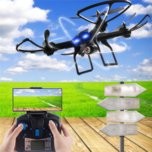 RC Drone Phantom RC Helicopter drone with 200W Pixel 720P camera and Six-axis Gyroscope Colorful Lights For Photographer.