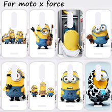 Mobile Phone Cases For Motorola Moto X Force Cover XT1585 XT1581 Motorola Droid Turbo 2 XT1580 Soft TPU Silicon Lovely Housing