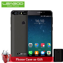 Leagoo Kiicaa Power Smartphone 5.0 Inch 2GB RAM 16GB 1280x720 Android 7.0 Dual Camera 2SIM 8MP Fingerprint Touch Android Phones(China)