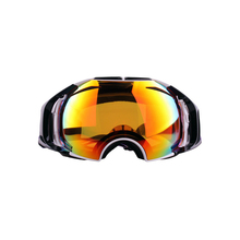 2017 New Arrival Ski Goggles Double Lens Anti-fog Snowboard Skiing Glasses Snow Eyewear Skiing Goggles mask snowmobile goggles(China)