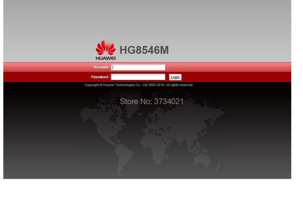 HG8546M 1