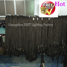50pcs/lot 1.2 meters dmx cable stage light dmx power cable for show light stage lighting