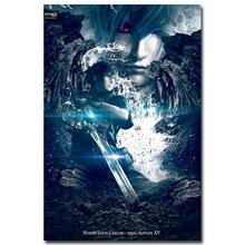 Cloud - Final Fantasy XV Game Art Silk Poster Print 12x18 24x36inch Wall Pictures For Bedroom Living Room Decor 018
