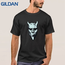 NAMELESS GHOULS GHOST SWEDISH HEAVY METAL BAND MUSIC SWEDEN best black t-shirts Adult tee shirt cotton simple Hipster