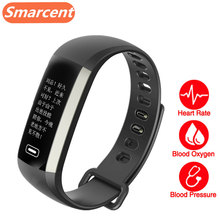 R5MAX M2 Pro Smart Fitness Bracelet Watch Intelligent 50 word Information Display Blood Pressure Blood Oxygen Heart Rate Monitor