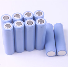 100PCS 18650 Battery ICR18650-28A 2800mah Original Rechargeable Li-ion for notebook flashlight flat top for flashlights torch(China)