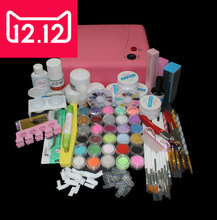 EM-116 Acrylic nails tools ,acrylic nail art tools kit ,kit nail manicure set,acrylic nail kit ,acrylic set nail ,acrylic powder