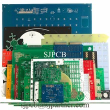 SJPCB Prototype 2 layers PCB Board Manufacturer Custom Sample Production Small Quantity Fast Run Service