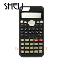 SHELI Retro Series Scientific Calculator cellphone case cover for Iphone 5 5S 5C 6 Plus for Samsung galaxy S4 S5 S6 Note 2 3 4(China)
