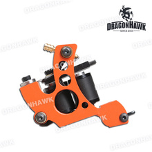 Top Quality Tattoo Machine Shader & Liner Handmade Guns 10 Wrap Coils Tattoo Supplies(China)