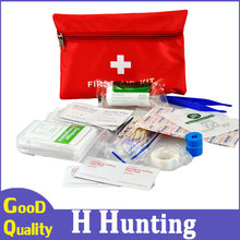 55pcs Person Portable Mini Outdoor Waterproof First Aid Kit For Family Or Outdoor Travel Emergency Medical Treatment(China)