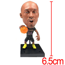 C&F Kobe NBA Basketball Super Star Lovely Action Figure Model Toys Fans Collection DIY Figure Doll Best Gift for Kid