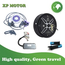 DHL Free Shipping 3000W 10inch QS Hub Motor Electric Moped Conversion kits
