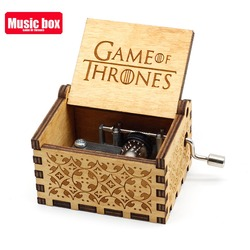 Музыкальная коробка с саундтреком из Игры престолов