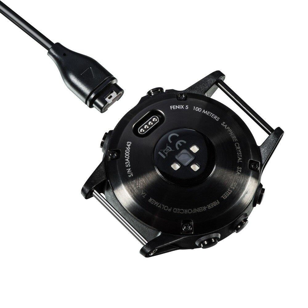 Replacement USB Charging Cable for Garmin Fenix 5 5S 5X Forerunner 935 Approach S60 Quatix 5Sapph vivoactive 3 (2)