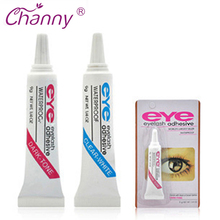 2017 Hot Adhesive Eyelash Glue Waterproof False Eyelash Glue Makeup Tools maquiagem Anti-Sensitive Professional Adhesive(China)