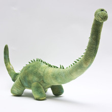 2014 New Plush toy Dinosaur toy doll simulation  Green stuffed animal Toy 80cm green Free shipping
