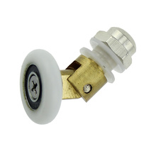 shower roller /shower pulley / shower door bath roller(China)
