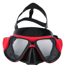 Waterproof Camera Mount Anti Fog Diving Mask Scuba Snorkel Swimming Goggles P5 free shipping