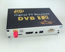 Car DVB-T2 Receiver for Russian Colombia Thailand USB DVB-T2 Android TV dvbt2 Digital Tuner Europe Single Antenna dvb t2 M689