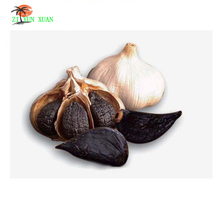 GMP certificate 100% natural mented black garlic powder extract 600g/lot