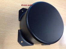 toroidal cover (transformer cover )the external size is 120*67mm balck metal Metal Shield Toroid Transformer Cover,(China)