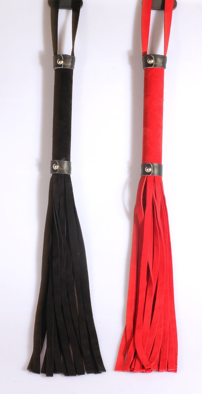 2 in 1 spanking 60cm suede leather flogger, handmade lashing Horse whip, flirting sexy leather lash Knout sex toys<br>